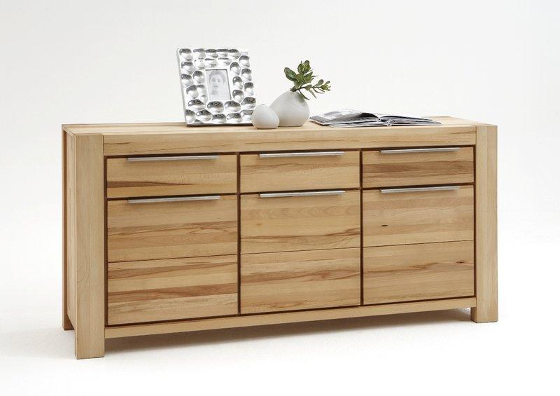 sideboard nala kernbuche massiv ge lt. Black Bedroom Furniture Sets. Home Design Ideas