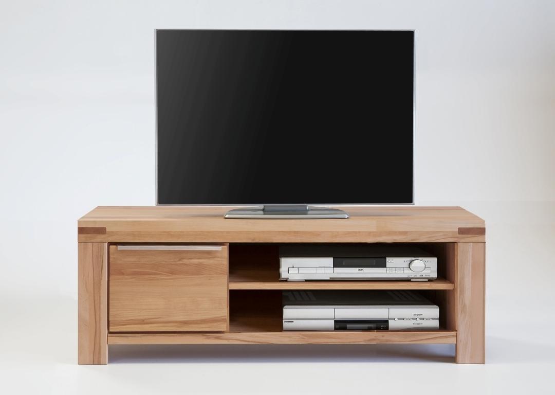 lowboard kiroyal kernbuche massiv ge lt. Black Bedroom Furniture Sets. Home Design Ideas