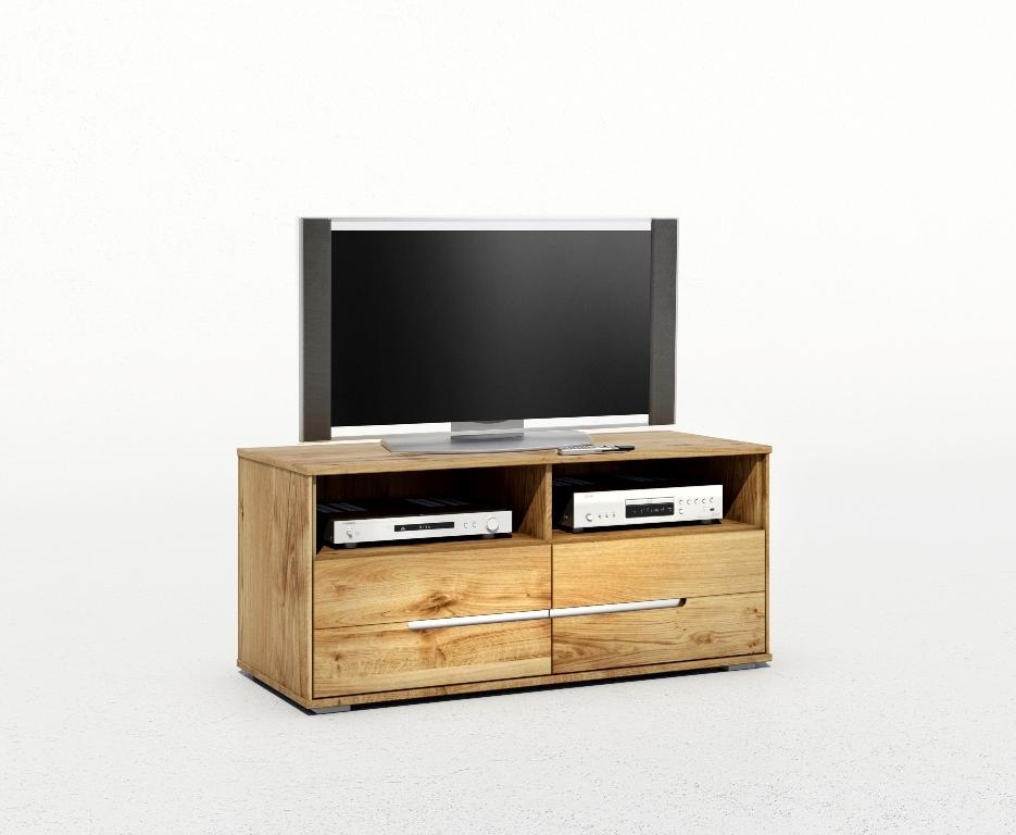 lowboard liss wildeiche massiv ge lt. Black Bedroom Furniture Sets. Home Design Ideas